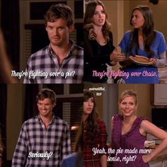 Thanksgiving with the Scotts #oth #OneTreeHill #julianbaker #haleyscott #brookedavis #alexdupré