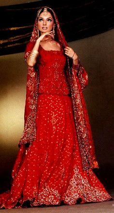 pakistani and indian wedding party dresses 2013 pakistani wedding dresses Wedding Dress Prices, Asian Wedding Dress, Red Wedding Dresses, Wedding Dress Styles, Bride Dresses, Asian Bridal, Purple Wedding, Indian Bridal Fashion, Pakistani Wedding Dresses