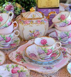 High Society Tea                                                                                                                                                     More