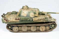 "Panther G late ""421"" - 11. Panzer Division - planetArmor"