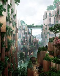 De Japanse architect Kengo Kuma heeft het ontwerp voor een hotelcomplex in Parijs gepresenteerd.