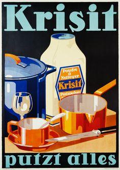 vintage Krisit advertisement