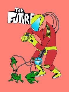 VO | Valérie Oualid : Agent d'illustrateurs | Ludwick Hernandez | The future Illustration, Comic Books, Comics, Artist, Artists, Illustrations, Cartoons, Cartoons, Comic