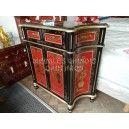 Mobilier chinois d'entrée compose de 2 portes et 2 tiroirs