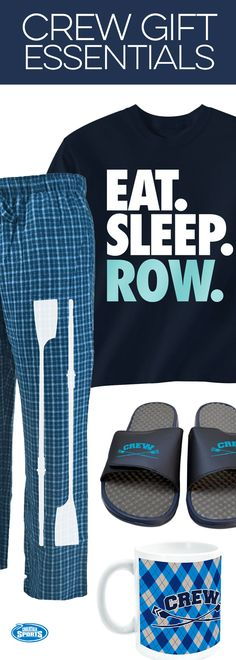 Get these crew gifts, these are essential for that early morning practice row.