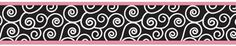 Pink and Black Madison Baby and Kids Wall Paper Border by Sweet Jojo Designs -- You can get more details by clicking on the image.Note:It is affiliate link to Amazon.