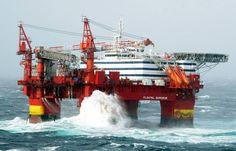 Floatel Superior to Drydock at Bergen Group Hanøytangen Yard