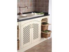 Mueble de cocina de diseño clásico
