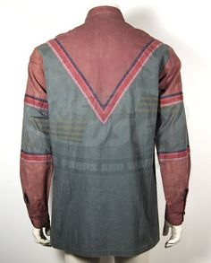 Propsummit.com a Blade Runner Prop Community Forum BladeRunnerProps.comView topic - Newest Deckard Shirt by Rachael