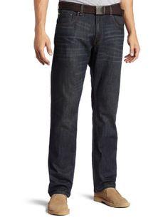Lee Mens Dungarees Belted Vintage Slim Straight Leg Jean, Diablo