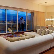 Suite Presidential del JW Marriott Hotel Bogota, Colombia