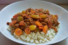 paleo chili con carne rezept