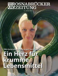 Pro Jahr werden in Deutschland fast elf Millionen Tonnen Lebensmittel weggeworfen. Lesen Sie mehr dazu in unserer Abend-App. Infos unter www.noz.de/abo