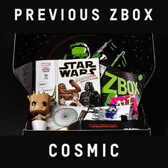 ZBOX - April- Animation: Image 31 Monthly Subscriptions For Men, Subscription Boxes For Men, Mystery Box Subscription, Monthly Crates, Sub Box, Geek Gifts, Beauty Box, Gifts For Boys, Cool Pictures