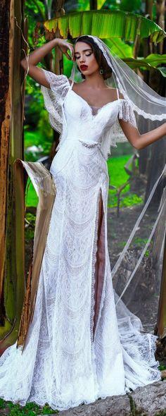 Katherine Joyce Ma Cherie Wedding Dress Beatrise / http://www.deerpearlflowers.com/katherine-joyce-wedding-dresses-2018/