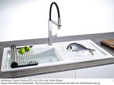Lavello da incasso ALPES inox multifunzione | Kitchen (sink ...