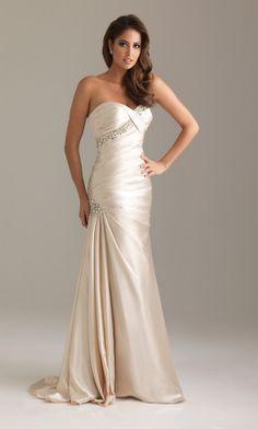 Chic & Modern Prom Dress Trumpet/Mermaid Floor Length Sleeveless Sweetheart Beading/Sequins USD 139.99 VPTMGE8MC - VoguePromDresses