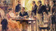 Casamento de D. Pedro I e Princesa Leopoldina