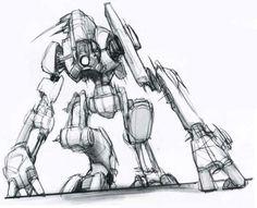 DOG concept sketch - Half Life 2