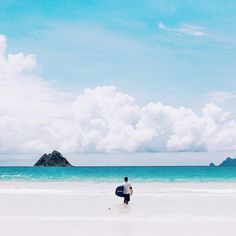 22 Places In Indonesia You'll Find White Sand Beaches With Crystal Clear Water