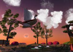 幻想和船2