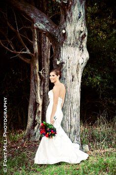 Elegant and Rustic Bridal