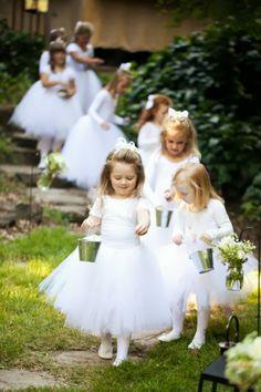 TUDO PRA SUA FESTA: Casamento - Damas e Pajens