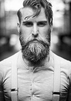 Beards. Men. Photography.
