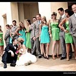 Now That's a Wedding Party!