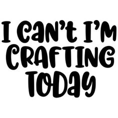 I think I'm in love with this design from the Silhouette Design Store! Silhouette Cameo Projects, Silhouette Design, Craft Room Signs, Craft Shed, Sewing Quotes, Craft Quotes, Monogram Shirts, Cricut Explore Air, T Shirts With Sayings