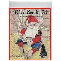 Ekte Norsk Jul, Vol. 1 (Traditional Norwegian Christmas) Love this book, have had it for years.  Great gift for American Family