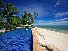 Frangipani Pool Villa beachfront | Venue Vault