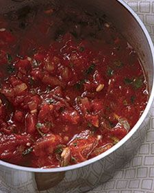 Healthy Tomato Sauce - Whole Living Eat Well
