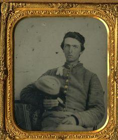 Pvt. James William Sarver, Company K, 2nd Tennessee Infantry (Walker Legion)