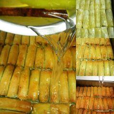 Παραδοσιακό Συριανό μαστιχάκι, από την Ευαγγελία Φωτεινιά - Το Περιοδικό μου Pickles, Cucumber, Food, Essen, Meals, Pickle, Yemek, Zucchini, Eten