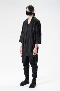 EYES & SINS Showcases Its Technical Militaristic Framework for 2016 Spring/Summer
