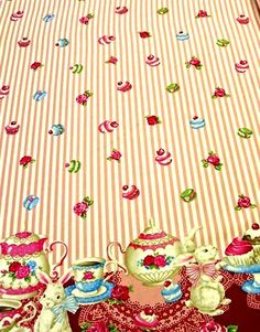 Two Yards Japanese Cotton Fabric  Lolita by emicraftinjapan, $48.00
