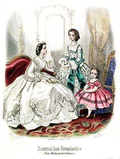 1862  journal des demoiselles