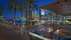 For a quick escape from the norm... These 10 Miami Restaurants Have the Best Views in Town - Eater Miami