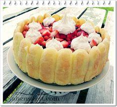 Berry Cheesecake Pudding Dessert