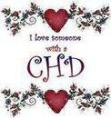 I  someone with a CHD