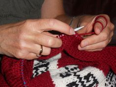 How Knitting Can Relieve Stress and Lower Blood Pressure