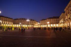 Piazza Vittorio - Torino