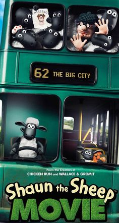 Shaun the Sheep Movie Phone Wallpaper Movie Wallpapers, Cute Wallpapers, 2000 Kids Shows, Sheep Art, Shaun The Sheep, Funny Character, Chicken Runs, Stop Motion, Gifs