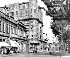 Praça Osório, em 1939 - Curitiba