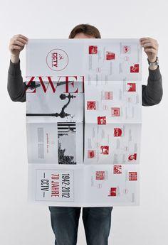 TERMINE Creative Brochure, Brochure Design, Branding Design, Pamphlet Design, Leaflet Design, Event Poster Design, Typography Layout, Graphic Design Typography, Magazine Mockup