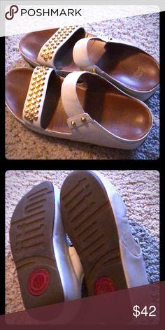 6fbf39610b137c ❤ ❤️FitFlop Sandals Off White Color Size FitFlop Sandals