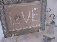 burlap wedding shower decorations   ... wedding vintage inspired bridal shower decoration original design by