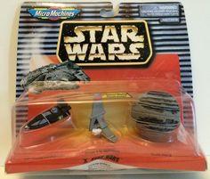 (TAS030004) - 1996 Galoob Micro Machines Star Wars X Star Wars