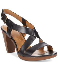 45005bad6d41 Clarks Collection Women s Jaelyn Fog Dress Sandals - Sandals - Shoes -  Macy s Beautiful Sandals